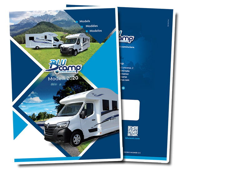 Blucamp Catalogue models 2020